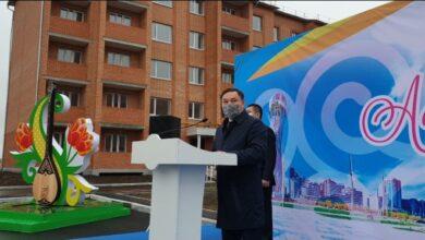 Photo of Көкшетауда «Нұрлы жер» бағдарламасымен 80 пәтер пайдалануға берілді