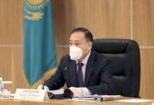Photo of Е. Тоғжанов Жер реформасы жөніндегі комиссияның екінші отырысын өткізді