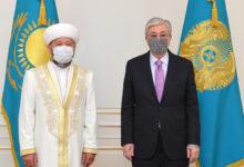 Photo of Мемлекет басшысы бас мүфтиді қабылдады
