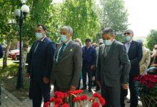 Photo of Бүгін Еркін Әуелбековтың туған күні: Көкшетауда еске алу шарасы өтті