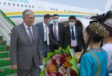 Photo of ҚР Президенті жұмыс сапарымен Түрікменстанға барды