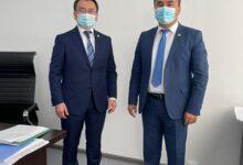 Photo of Қосшы қаласы әкімінің орынбасары тағайындалды