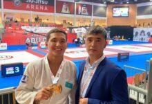 Photo of Ақмолалық Джиу-джитсудан Азия чемпионы атанды