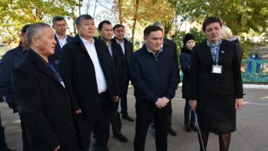 Photo of Ермек Маржикпаев подрядчикам: «Сами себе график производственных работ нарисовали»