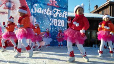 Photo of В Бурабай проходит ежегодный фестиваль «Santa fest 2020»