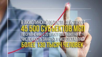 Photo of Сколько в Акмолинской области предпринимателей?