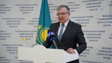 Photo of Аким Степногорска рассказал о развитии города