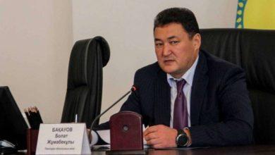 Photo of Аким Павлодарской области Булат Бакауов арестован