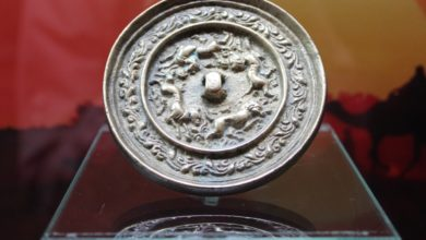 Photo of Бронзовое зеркало эпохи династии Тан – интереснейший экспонат историко-краеведческого музея Кокшетау