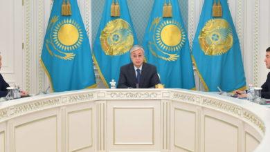 Photo of Токаев соболезнует родным и близким погибших граждан