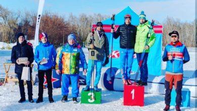 Photo of Акмолинские лыжники выиграли марафон в Омске