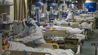 Photo of Число инфицированных коронавирусом резко возросло