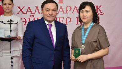 Photo of Аким области поздравил трудовые коллективы города с 8 марта