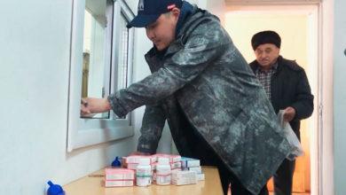 Photo of Лекарства на дом доставляют пожилым акмолинцам волонтеры