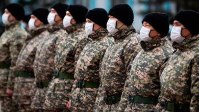 Photo of В Акмолинской области на спецсборы призваны 55 новобранцев