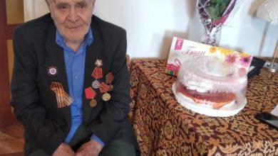 Photo of Ветераны ВОВ получили материальную поддержку