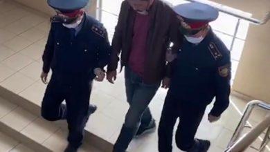 Photo of Житель Косшы оказал сопротивление полицейскому: мужчина водворен в ИВС