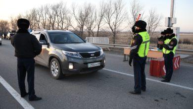Photo of Более 57 000 автомашин проверено на блокпостах в Акмолинской области