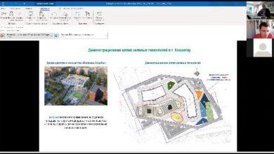 Photo of Перед дворцом «Болашак сарайы»  расположится Демонстрационная аллея зеленых технологий