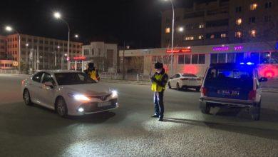 Photo of Полицейские Кокшетау контролируют соблюдение  режима карантина в городе
