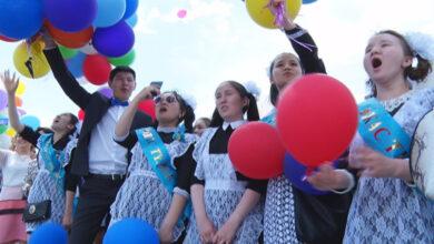 Photo of Аким области поздравил выпускников с окончанием школы