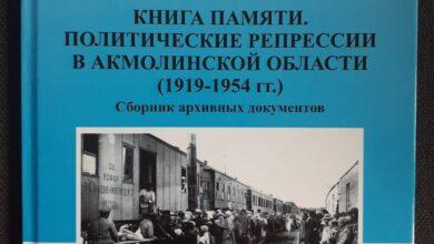 Photo of Вышел в свет сборник, рассказывающий о жертвах политических репрессий