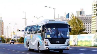 Photo of В Акмолинской области возобновили работу автобусы