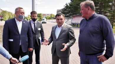 Photo of Ермек Маржикпаев провел рабочую поездку по Кокшетау