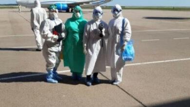 Photo of Казахстанцы прилетели из Еревана в Кокшетау