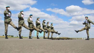 Photo of Военные 12 стран прибыли в Москву для участия в параде Победы