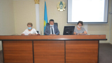 Photo of Заседание акимата Сандыктауского района
