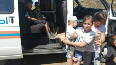 Photo of Троих  детей спасли в Акмолинской области за минувшие выходные