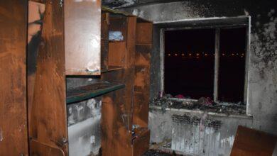 Photo of Троих детей спасли с пожара в  городе Кокшетау