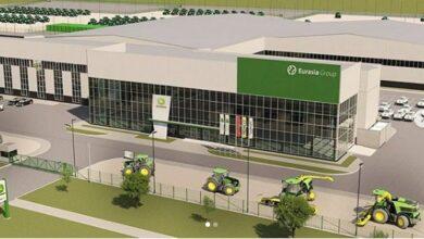 Photo of Сервисный центр по обслуживанию сельскохозяйственной техники строится в Кокшетау