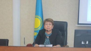Photo of Заседание технического совета Сандыктауского района
