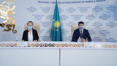 Photo of В Акмолинской области зафиксировано два новых случая заболевания коронавирусом
