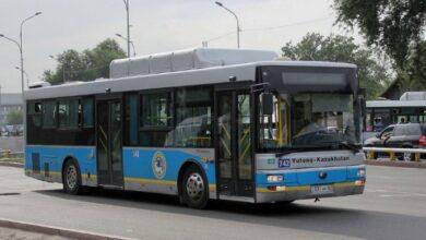 Photo of У водителя автобуса в Кокшетау обнаружили коронавирус