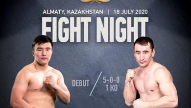 Photo of Талгат Шайкен дебютирует против боксера с пятью победами