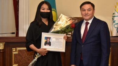 Photo of Благодарность от Елбасы: Волонтеров наградили в Акмолинской области