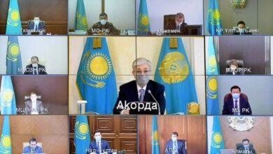 Photo of Глава государства провел совещание по мерам противодействия распространению коронавирусной инфекции