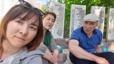 Photo of Акмолинцы нашли в России могилу прадедушки, погибшего под Москвой