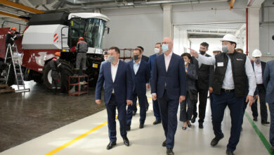 Photo of Заместитель премьера-министра Роман Скляр прибыл с рабочей поездкой в Акмолинскую область