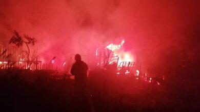 Photo of В Степногорске при пожаре погибло пять человек