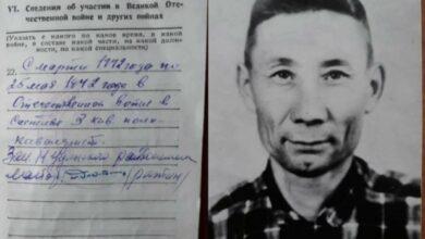 Photo of История солдата Казиса Баймагамбетова из 106 Акмолинской кавалерийской дивизии