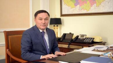Photo of Ермек Маржикпаев поздравил жителей области с Днем защиты детей