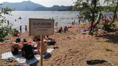 Photo of «Карантин? Нет, не слышали» – ситуация на акмолинских пляжах