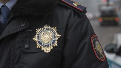 """Photo of """"Скромные парни, настоящие офицеры"""": акмолинских полицейских благодарит житель Есильского района"""