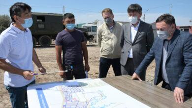 Photo of Со строительством новых объектов в Целиноградском районе ознакомился Ермек Маржикпаев