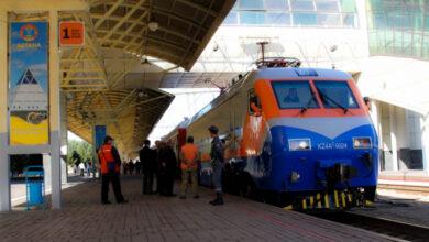 Photo of На время прекратят курсировать несколько пассажирских поездов в Казахстане