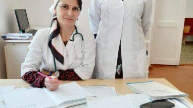 Photo of «Хрупкие, а справились!»: Жители акмолинской глубинки благодарят двух девушек-медиков за спад Covid-19